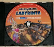 CD-ROM - Das verrückte Labyrinth - PC-Spiel -