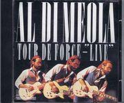 CDs 2Stk Al Di Meola -