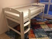 Spielbett für Kinder mit Matratze