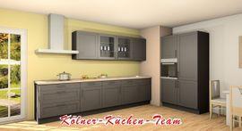 Küchenzeilen, Anbauküchen - Nobilia Einbauküche 330 120 cm