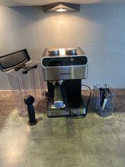 Kaffeemaschine Pulver Espresso Maschine