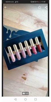 Lippenstifte Kollektion NEU