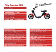City Scooter Elektro