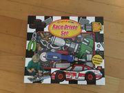 Puzzle Buch Rennfahrer Race Driver