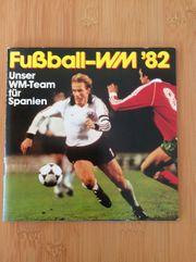 Fußball-WM 82 - Sammelheft komplett