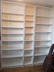 Ikea Billy Bücherregale - auch einzeln