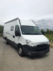 Iveco Daily Renntransporter Motocross Supermoto