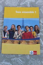 Französisches Schulbuch