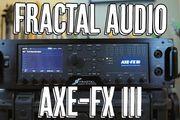 Fractal Axe-Fx III Mega Pack