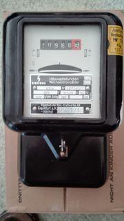 Strom-Zwischenzähler 220V