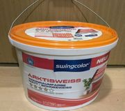 10 L Farbeimer Swingcolor Arktisweiß