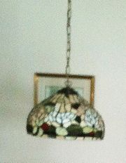 Spezialpreis Kunstvolle Tiffany-Lampe