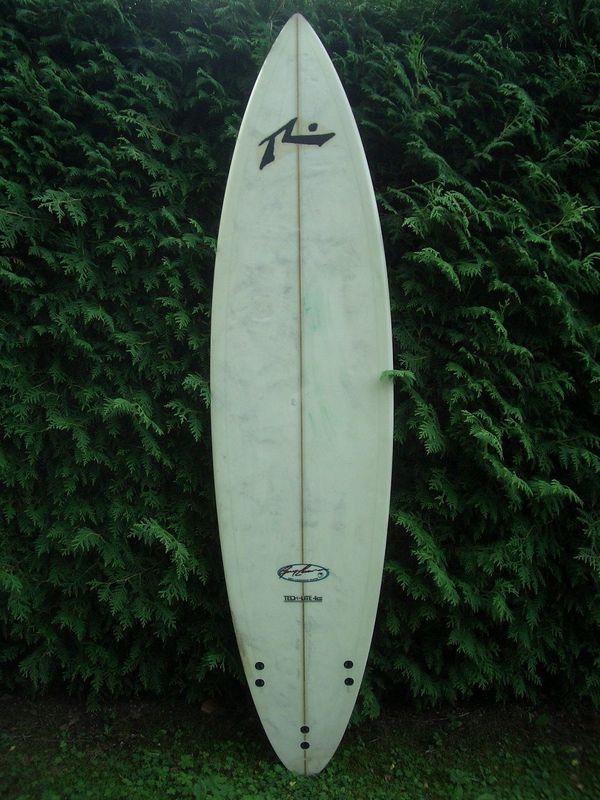 Eisbach Surfboard Wellenreiter by Greg