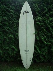 Eisbach Surfboard Wellenreiter by Greg