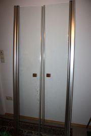 Duschpendeltüren