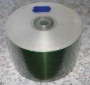 Verschenke 50 Stk CD Rohlinge