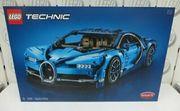 Bugatti Chiron Sammler Stück Ungeöffnet