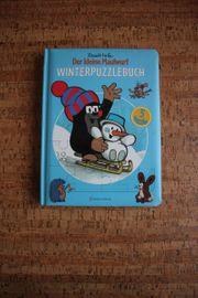 Puzzlebuch Der kleine Maulwurf Puzzle-Buch
