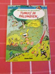 Comic Die Abenteuer des Marsupilamis