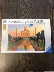 Ravensburger Puzzle Taj Mahal 500