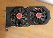 Grafikkarte AMD RADEON RX 580