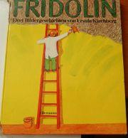 FRIDOLIN -Drei Bildergeschichten v Ursula