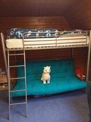 Hochbett inkl Bett1 Matratze und
