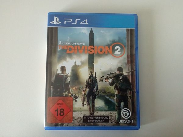 PS4 Spiel The Division 2