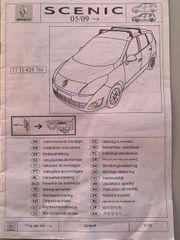 Dachträger für Renault Grand Schenic