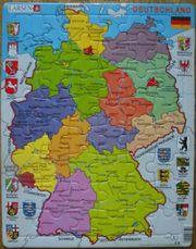 Larsen K21 Deutschland Puzzle zu
