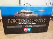 Tamiya 1 16 Leopard 2A6