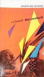 Joachim Ernst Berendt das jazzbuch