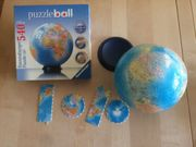 3D Puzzleball Ravensburger Weltkugel