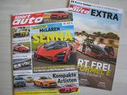 NEU ungelesen Zeitschrift sport auto