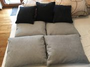Zierkissen für Couch