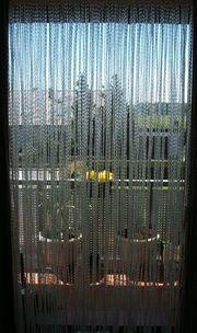Insekten-Vorhang für Balkon- Terrassentür 2