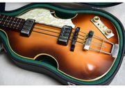Höfner Beatles Violin Bass 550