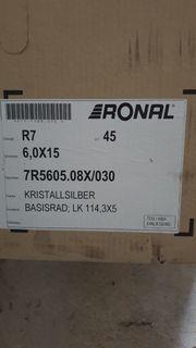 Ronal - Felgen R7 6 0X15 -