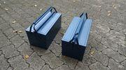 2 Werkzeugkoffer Stahl 5-teilig blau