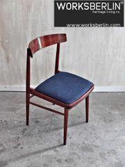 SALE Set restaurierte vintage Esszimmerstühle