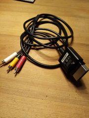 Xbox Kabel Composite AV Kabel