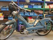 Oldtimer Vicky M 50 Moped