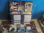 Ps2 und Ps1 Spiele Sammlung
