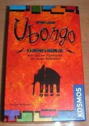 Ubongo Reaktionsspiel