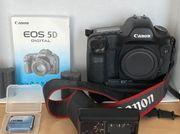 3 Body Canon EOS 5D