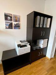 IKEA Effektiv Bürosystem Schrank 169x175