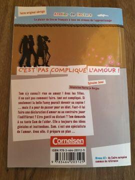 Schul- und Lehrbedarf - französische Lektüre CD A2