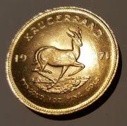 Krügerrand 1oz Gold 1971 inkl