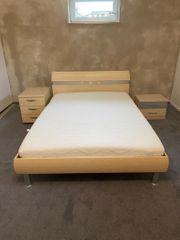 140 cm Bett inkl Lattenrost