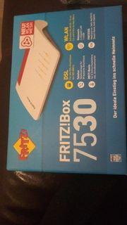 neue Fritzbox 7530